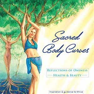 sacred body curves front cover